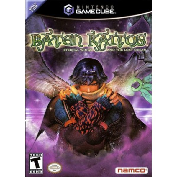 Gamecube Used: Baten Kaitos