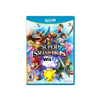 Wii U Super Smash Bros