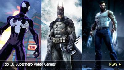 superhelden spelletjes