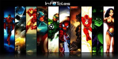 Spellen met een superheld