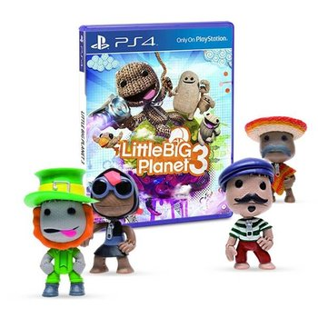 PS4 Little Big Planet 3 kopen