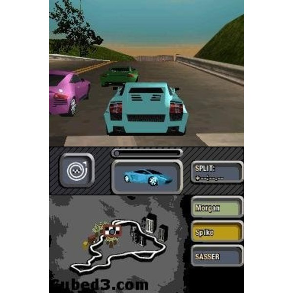 DS Used: Need for Speed Most Wanted