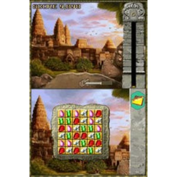 DS Used: Jewel Quest Solitaire Trio