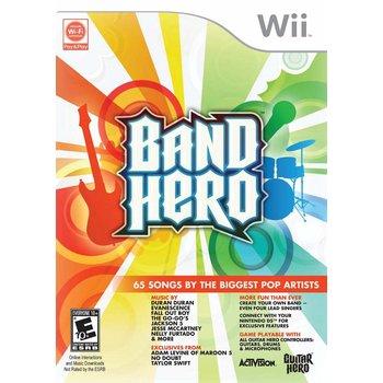 Wii Band Hero kopen