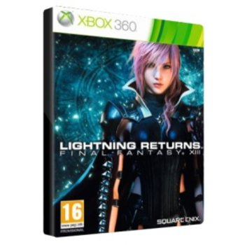 Xbox 360 Final Fantasy XIII Lightning Returns