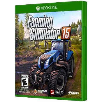 Xbox One Farming Simulator 15