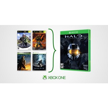 Xbox One HALO The Master Chief Collection kopen