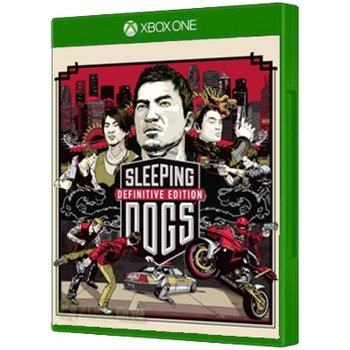 Xbox One Sleeping Dogs kopen