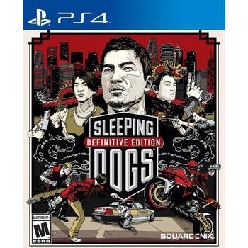 PS4 Sleeping Dogs kopen
