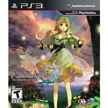 PS3 Atelier Ayesha The Alchemist of Dusk kopen