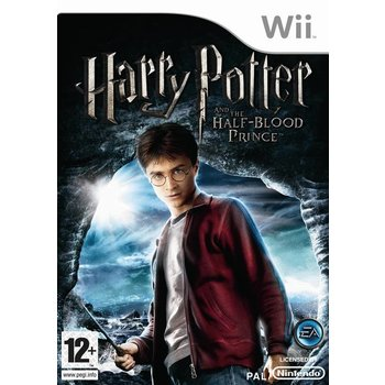 PS3 Harry Potter en de Halfbloed Prins