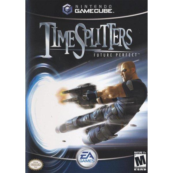 Gamecube Used: TimeSplitters Future Perfect