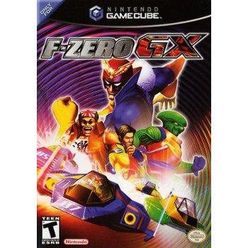 Gamecube F-Zero GX