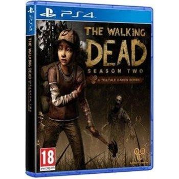 PS4 The Walking Dead Season 2