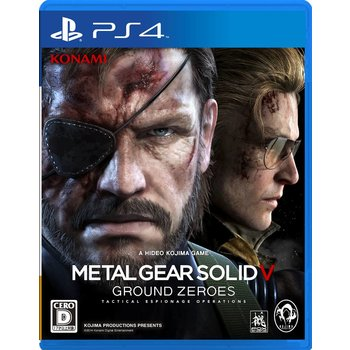 PS4 Metal Gear Solid 5 (V): Ground Zeroes kopen