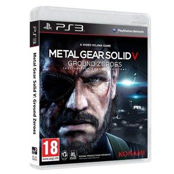 PS3 Metal Gear Solid 5 (V): Ground Zeroes kopen
