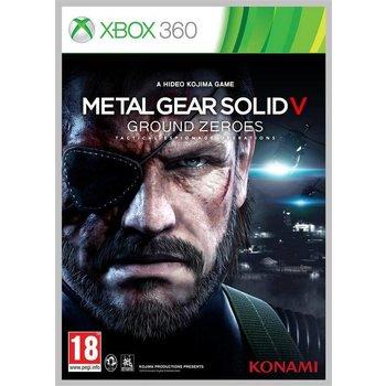 Xbox 360 Metal Gear Solid 5 (V): Ground Zeroes kopen