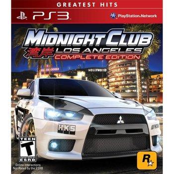 PS3 Midnight Club LA - Complete Edition kopen