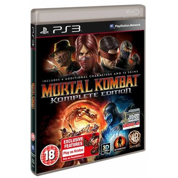 PS3 Mortal Kombat Komplete Edition kopen