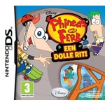 DS Used: Phineas & Ferb Ride Again