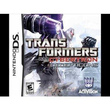 DS Transformers: War for Cybertron Decepticons kopen