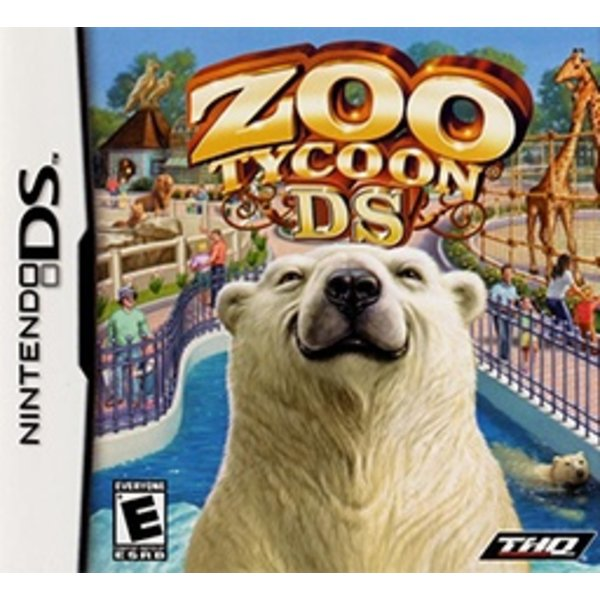 DS Used: Zoo Tycoon