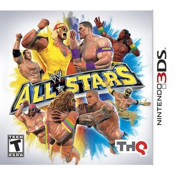 3DS WWE All-Stars