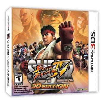 3DS Super Street Fighter IV: 3D Edition