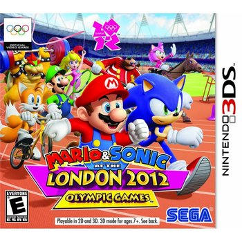 3DS Mario & Sonic at the London 2012 Olympic Games