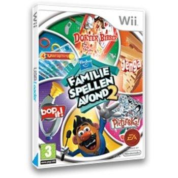 Wii Hasbro Familie Spellen Avond Vol. 2 kopen