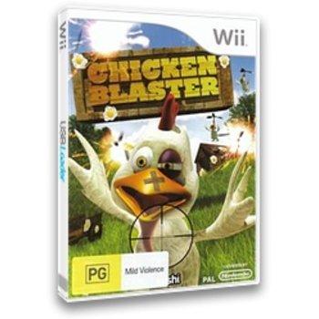 Wii Chicken Blaster met Gun kopen