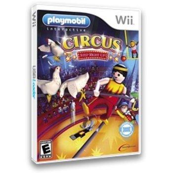 Wii Playmobil Circus goedkoop kopen