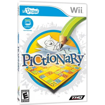 Wii UDraw Pictionary (game only) kopen