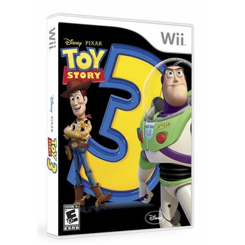 Wii Toy Story 3