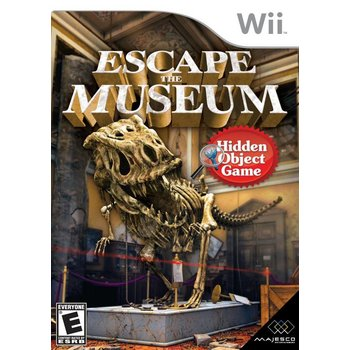 Wii Escape the Museum