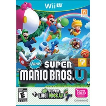 Wii U New Super Mario Bros. U + New Super Luigi U kopen