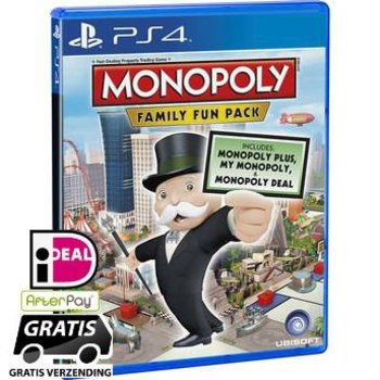 PS4 Monopoly Family Fun Pack kopen