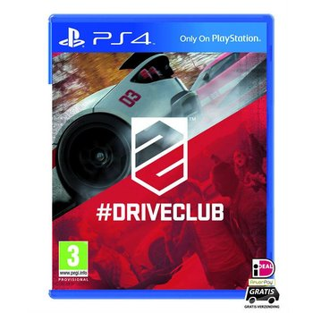 PS4 Driveclub (Drive Club)