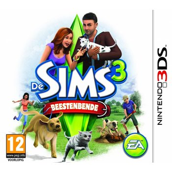 3DS Sims 3 Pets