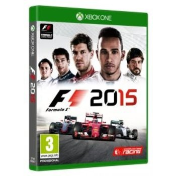 Xbox One F1 2015 kopen
