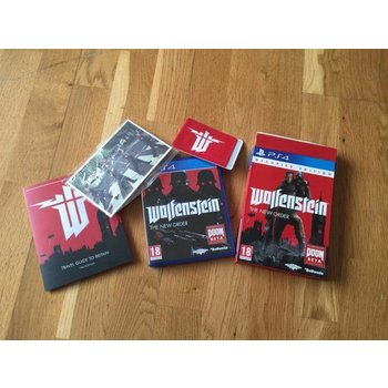 PS4 Wolfenstein the New Order - Occupied Edition