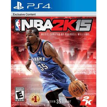 PS4 NBA 2K15 kopen