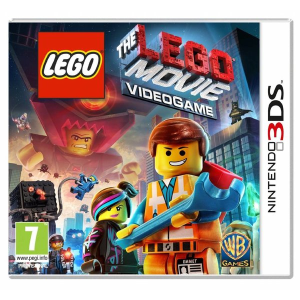 3DS Used: The LEGO Movie Videogame