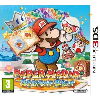 3DS Paper Mario Sticker Star kopen