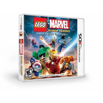3DS LEGO Marvel Super Heroes - Universe in Peril