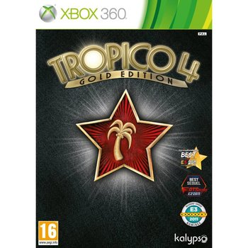 Xbox 360 Tropico 4 Gold Edition