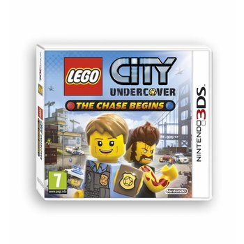 3DS LEGO City Undercover - The Chase Begins kopen