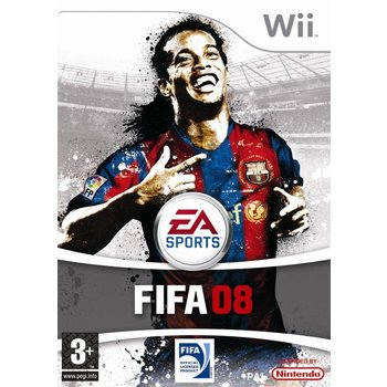 Wii FIFA 08 kopen