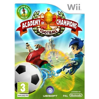 Wii Academy of Champions Football kopen
