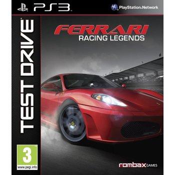 PS3 Test Drive: Ferrari Racing Legends